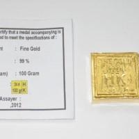 Ternyata Ini Harga Dijual Emas Batangan Hk Terbaru 2018 Jangan