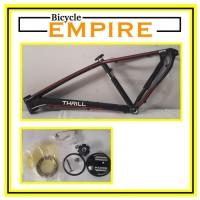 Frame MTB 27 5 THRILL XCR V1 Bicycle Empire