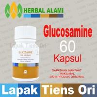 PROMO ( PELUMAS SENDI ) Tianshi Glucosamine, Isi 60 Kapsul