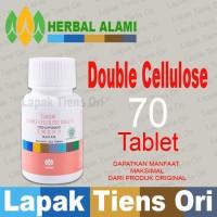 Tianshi (melancarkan BAB) Tiens Double Cellulose Tablets,70 tablet/btl