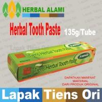 Tiens / Tianshi Herbal Toothpaste Original Pasta Gigi Odol Tooth Paste
