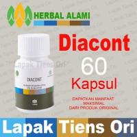 Tiens - Tianshi Diacont (pengontrol / penderita Diabetes), 60 caps/Btl