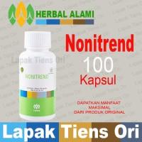 Nonitrend (VIT C DOSIS TINGGI) Tiens - Tianshi, 100 Kapsul / botol