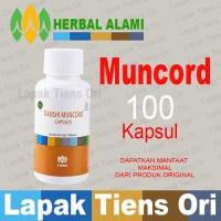 Muncord Cordiceps (Daya Tahan Tubuh) Tiens Tianshi, 100 Kapsul/botol