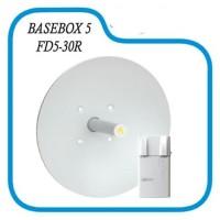 BASEBOX 5 + IGNITENET FUSION DISH 30 DBI