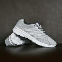 Sepatu Sport Adidas Duramo Running Pria Big Size Full Putih - ZR 08 65deec7b3e