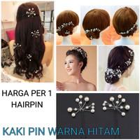 Hair pin hiasan rambut tusuk sanggul pesta PC037 thumbnail