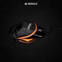 Tas Gaming Mouse Noxelic Noxling || Blue Orange Black Green Case