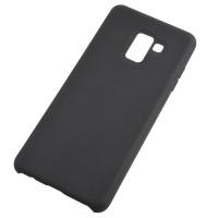 Samsung A8 2018 Liquid silicone rubber tpu soft case