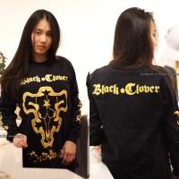 LONGSLEEVE BLACK BULL GOLD