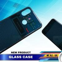 Xiaomi Mi A2 Mi 6X Premium Glass Case Xiaomi Mi A2 Mi 6X