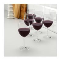 IKEA SVALKA Gelas Red Wine 300ml - Set Isi 6Pcs