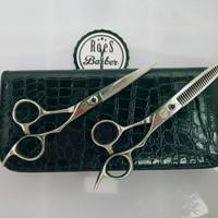 Gunting Barbershop Kazuya Original 6inchi