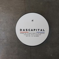 Dascapital Hybrid Oil Heavy Hold Ice Menthol