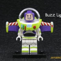 LEGO Original Minifigure Buzz Lightyear Disney Toy Story Astronot