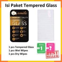 SPECIAL / Premium Tempered Glass Vivo V7 9H HP Anti Gores Layar