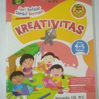 For Kids Mewarnai Pola Batik by Erlangga -ORI