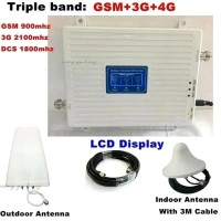 Harga Tri Band Booster Repeater Katalog.or.id