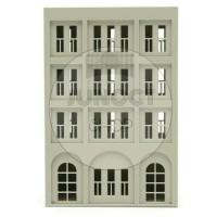 Harga rumah gedung bangunan building house a diorama maket | antitipu.com