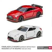 TOMICA NISMO MODEL CAR COLLECTION NISSAN GT-R & FAIRLADY Z