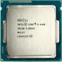Processor Intel Core i5-4460 Haswell Quad-Core 3.2ghz TRAY + fan