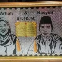Harga Mahar Sketsa Wajah Travelbon.com