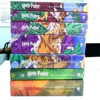 Harga 1 Set Buku Harry Potter Travelbon.com