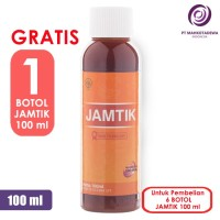 Paket Hemat 6 Jamtik GRATIS 1