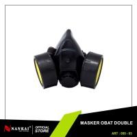 Masker Obat Double Filter Nankai