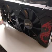 VGA AMD RADEON POWER COLOR RX 570 4gb