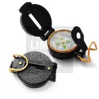 TLP Papillon Kompas Plastik Lensatic Outdoor Sport Army Compass