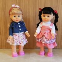 Boneka Lucu Belinda Baru Walking Doll Singing Doll dari 7L