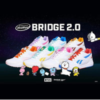 REEBOK X BT21 (reebok bridge) 0ab9e351ca
