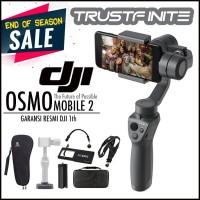 DJI Osmo Mobile 2 Smartphone Stabilizer Gimbal BNIB Garansi Resmi 1 Th