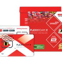 Flexiroam Regular Pack (Free 100MB Global Data)