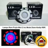 Lampu Rem Belakang Stop Lamp Motor Led Projie Beat Mio m3 Vario Scoopy