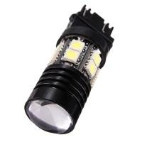 GN Home Lampu Rem LED 10W T25 3157 12 SMD 5050 DC12V untuk Mobil