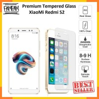 PROMO / Premium Tempered Glass XiaoMi Redmi S2 9H HP Anti Gores Layar
