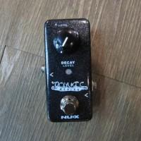 Harga nux oceanic digital reverb effect pedal big | Pembandingharga.com