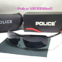 New Year kacamata sunglass pria police s1830 almunium polarized