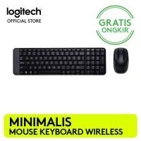 Logitech MK215 Wireless Keyboard Mouse