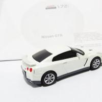 Dijual Flashdisk Miniatur Mobil Tipe Nissan GTR 4 GB White