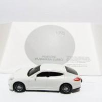 Jual Flashdisk Miniatur Mobil Porsche Panamera 4 GB Whiten