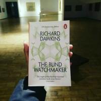 THE BLIND WATCHMAKER RICHARD DAWKINS (EVOLUSI)