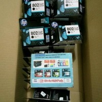 Unik HP 802 Black Original