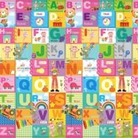 Karpet Bayi Lipat PARKLON Korea Mosaic Bear Baby Play Mat [LL1643]