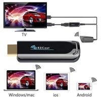 Ezcast 5G TV Stick Dongle Miracast HDMI Mirror TV Airplay Mini PC
