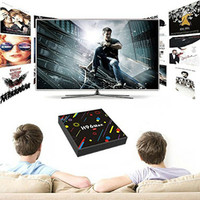 Android Tv Box H96 Max, Rk3328, Quad-Core, 4/64GB Android 7.1