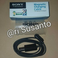 New Magnetic Kabel Charger Sony Z1 / Z Ultra / Z Compact / Terbaik