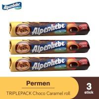 TRIPLEPACK Alpenliebe Choco Caramel roll FS